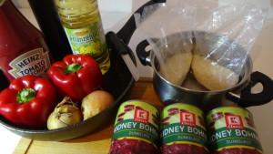 reis-mit-bohnen-und-paprika-zutaten
